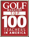 Golf Magazine Top 100 Teachers In America